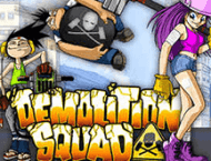 Азартная игра Demolition Squad